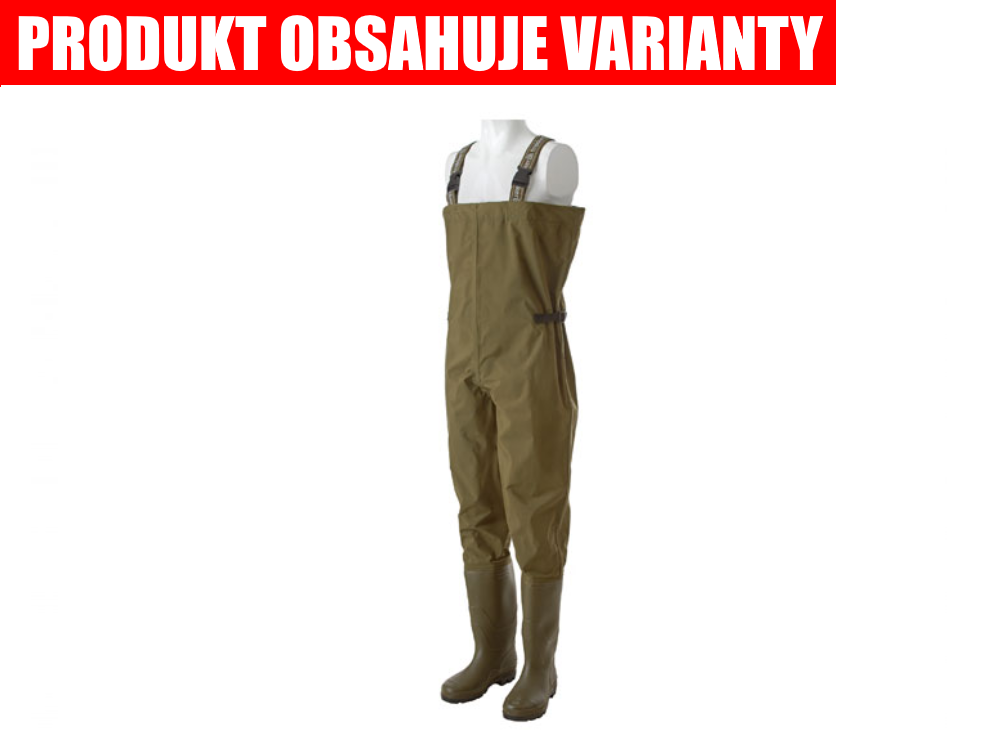 TRAKKER Prsačky - N2 Chest Waders