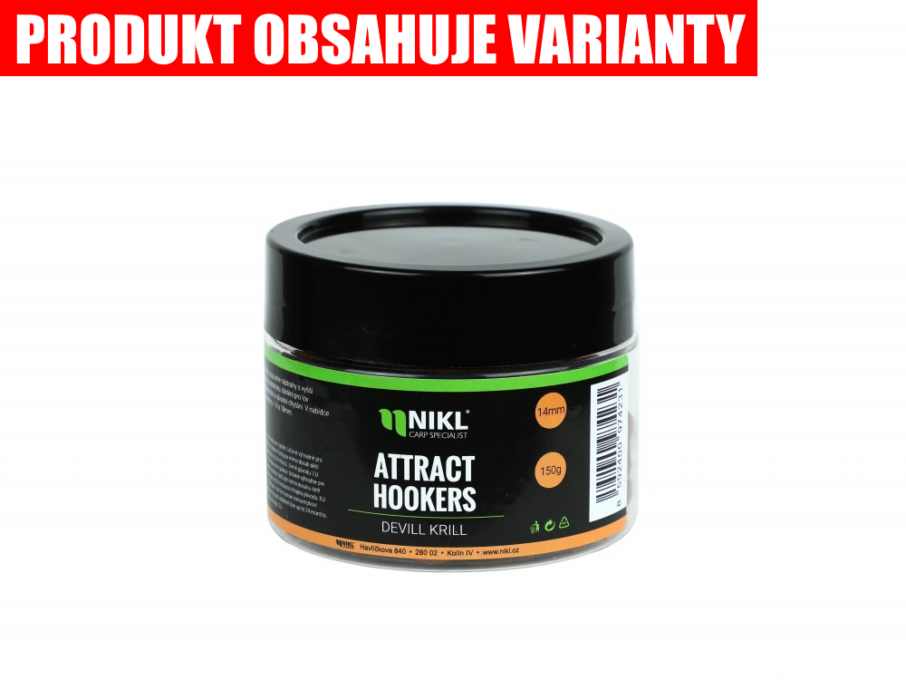 NIKL Attract Hookers 3XL (150g)