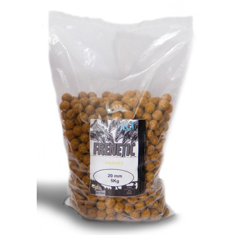 CARP ONLY FRENETIC A.L.T. BOILIES PINEAPPLE 16MM 5KG