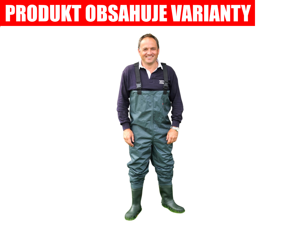 SHAKESPEARE Prsačky Sigma Nylon PVC Chest Wader