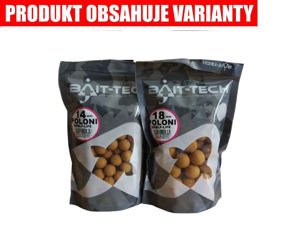 BAIT-TECH Boilies Poloni - Handy Pack (300g)