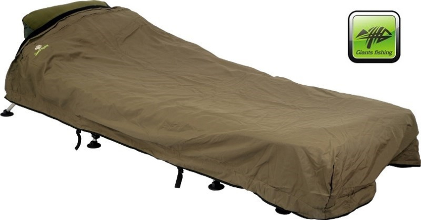 GIANTS FISHING Prehoz - Exclusive Bedchair Cover