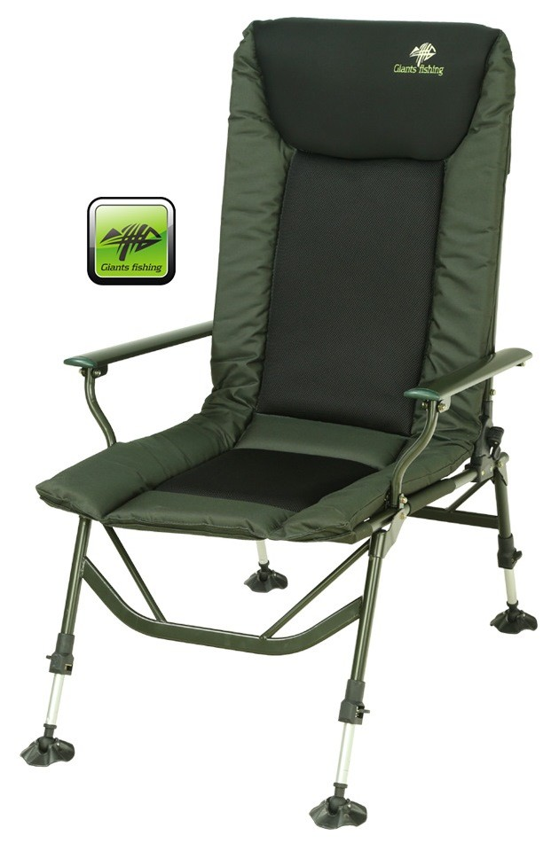 GIANTS FISHING Kreslo Chair Relax MKII
