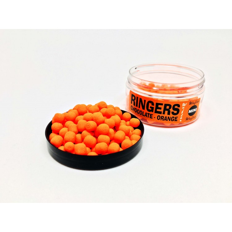 RINGERS Wafter 6mm - CHOCO/ORANGE