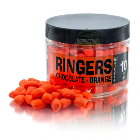 RINGERS Wafter Slim 10mm - ORANGE/CHOCO