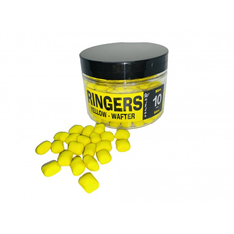 RINGERS Wafter Slim 10mm - YELLOW/CHOCO