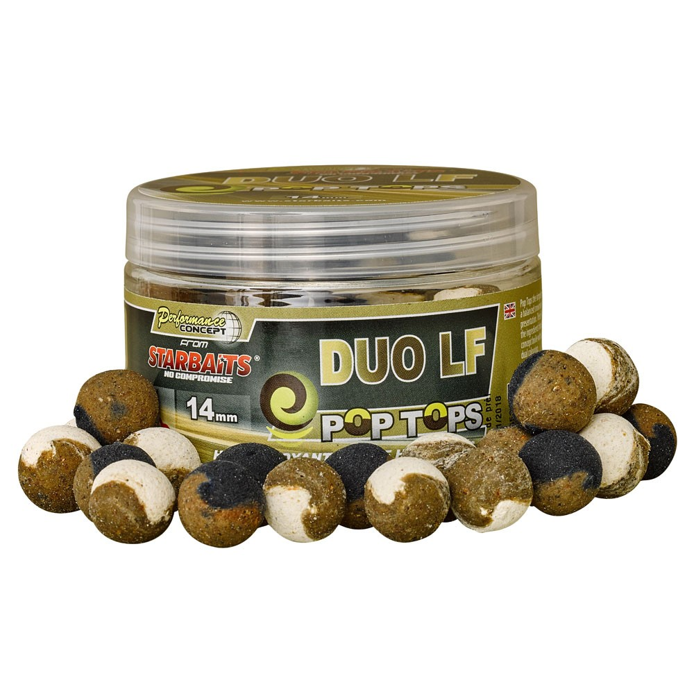 STARBAITS  Duo LF POP TOPS 60g - 14mm