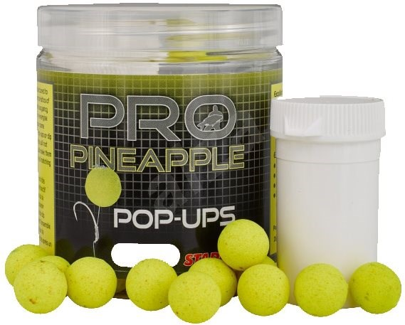 STARBAITS Boilie Pop Ups Pineapple 60g - 10mm