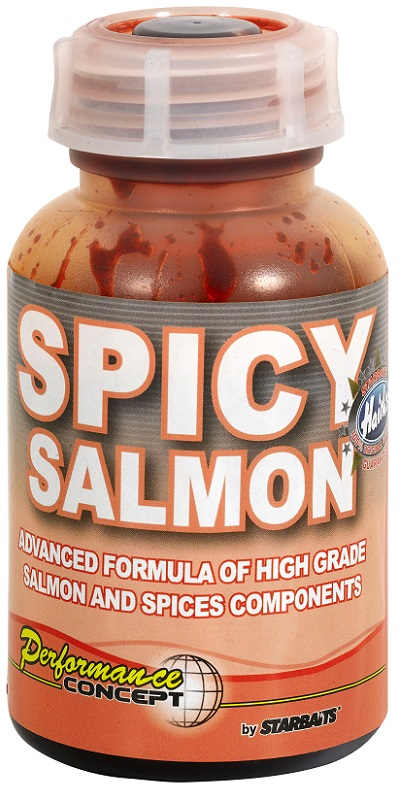 STARBAITS Dip Spicy Salmon 200ml