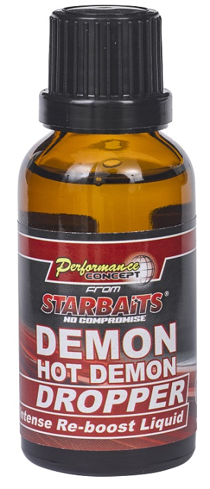 STARBAITS Esencia Hot Demon Dropper 30ml