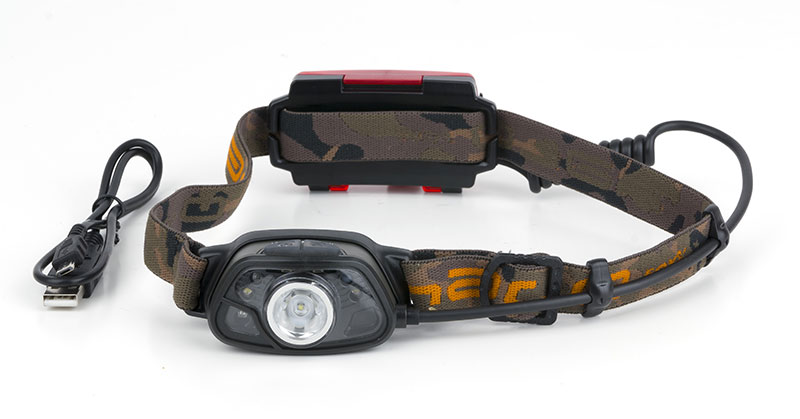 FOX Čelovka Halo Headtorch MS300c