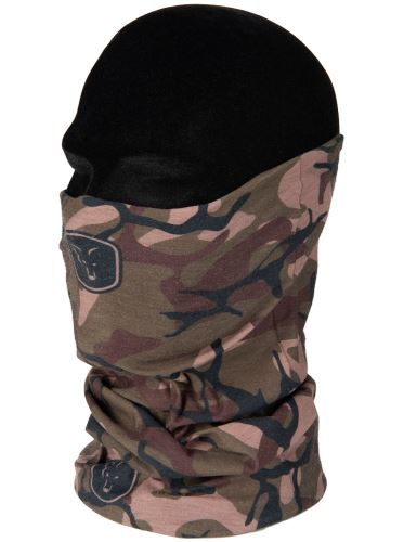 FOX Nákrčník Lightweight Camo Snood