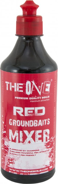 THE ONE Groundbaits Mixer - RED (500ml)
