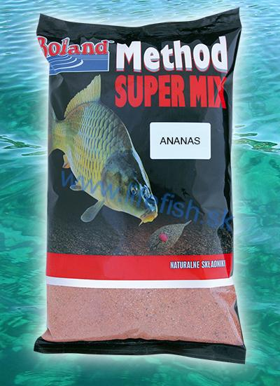 BOLAND Method Super Mix 1kg Ananás
