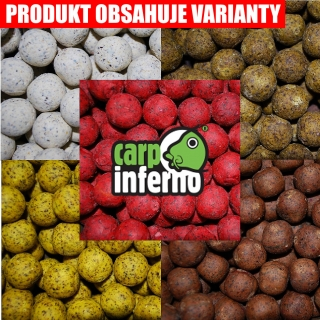 CARP INFERNO Boilies LIGHT LINE - 3kg