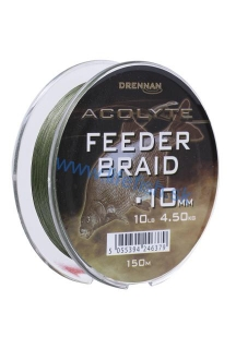 DRENNAN Šnúra Acolyte Feeder Braid 150m - 0.10mm/4.5kg