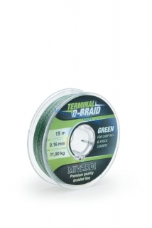 MIVARDI Terminal D-Braid Green (15m)