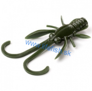"FISHUP Nástraha Baffi Fly 1.5"" Dark Olive (10ks)"