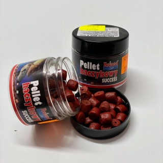 BOLAND Pelety s dierou RED HALIBUT - 8mm (50g)