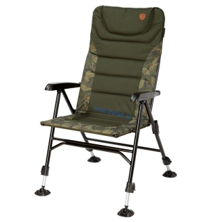 GIANTS FISHING Kreslo CHAIR LONG BACK