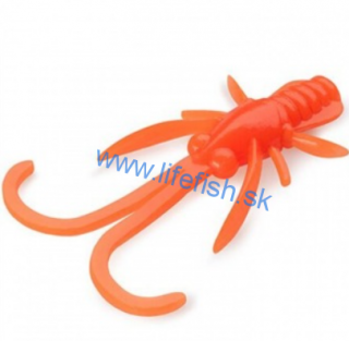 "FISHUP Nástraha Baffi Fly 1.5"" Hot Orange (10ks)"