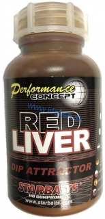 STARBAITS Dip RED LIVER 200ml