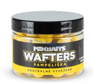 MIKBAITS Boilie Wafters Pampeliška 12mm (150ml)